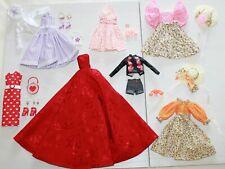 Integrity Toys Fashion Royalty Poppy Parker NuFace Barbie Dress Shoes Bag 23 PCS