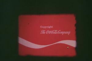 Coca Cola Company Imagefilm ca.1975 16mm Film Marketing Werbung 480m Lichtton C1