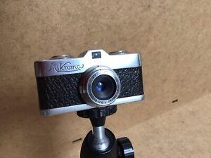 Vintage Meopta Mikroma Subminiature Camera