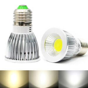 E27 3W Led Light Bulb Spotlight Lamp Warm White 110V 220V Indoor Lighting 3200K