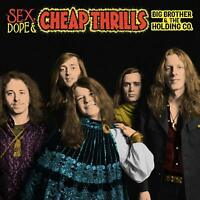 BIG BROTHER & THE HOLDING COMPANY - SEX, DOPE & CHEAP THRILLS - NEW CD ALBUM