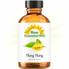 Ylang Ylang (Large 4oz) Best Essential Oil - FREE SHIPPING