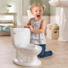 Summer My Size Potty Training Seat Portable Toddler W/ Actual Toilet Sound White