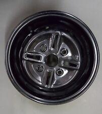 ONE USED GENUINE YAMAHA 3HN-25180-00-33 Black Wheel 1997-1998 Big Bear