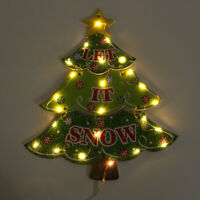 24 LED Christmas Tree String Light Hanging Ornament Decoration Xmas  \cn
