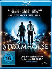 Stormhouse NEW Cult Blu-Ray Disc Dan Turner G. Masters Patrick Flynn M. Khairdin
