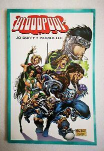 Bloodpool - Graphic Novel (Unread) Joe Duffy - Patrick Lee, Image Comics, Cents
