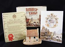 Rare Lilliput Lane Cottage East Neuk of Fife Mint in box with Deeds Undisplayed
