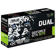 ASUS GeForce GTX 1070 Dual OC 8GB DUAL-GTX1070-O8G NVIDIA, Grafikkarte NEU OVP