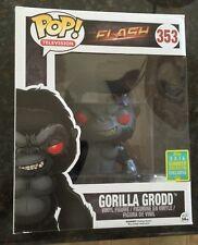 Funko POP! The Flash GORILLA GRODD 2016 Summer Exclusive SDCC