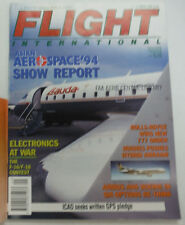 Flight International Magazine Asian Aerospace '94 Show Report March 1994 061115R