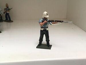 Little Legion. British 24th Foot. Anglo Zulu War. 54 mm toy Soldier