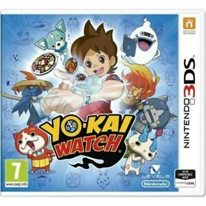 Yo-Kai Watch - Nintendo 3DS 2DS XL Video Game - Brand New & Sealed - FAST POST