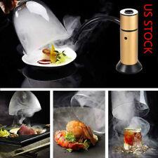 Portable Cold Smoker Generator Food Smoking Gun Kitchen Cooking BBQ Meat Smoker