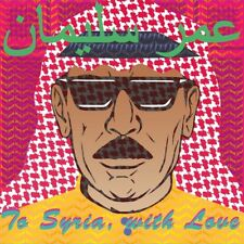 Omar Souleyman-to Syria, with Love CD NUOVO