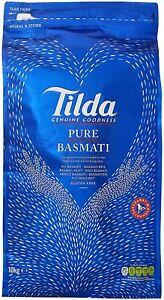 Tilda Pure Original Premium Basmati Rice 10Kg
