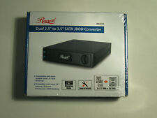 """New Rosewill Dual 2.5"""" to 3.5"""" SATA JBOD Converter Priority Shipped"""
