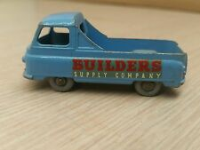 Vintage Lesney Matchbox #60 V-6 Morris J-2 Pickup.Builders Supply