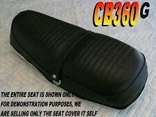 CB360G and CB360T 1974-76 seat cover for Honda CB360 G T 163