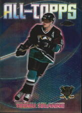 1999-00 Topps/OPC Chrome All-Topps #AT14 Teemu Selanne - NM-MT