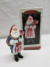 Hallmark Keepsake Merry Olde Santa 1996 Ornament