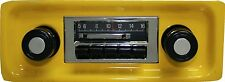 "67 68 69 70 71 72 Chevy GMC Truck Radio Custom Autosound ""Slidebar"" Radio"