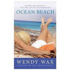 Novel: Ocean Beach 2 by Wendy Wax (2013, Paperback)