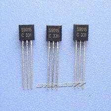 100 Pcs S9015C S9015 9015 PNP Transistor TO-92