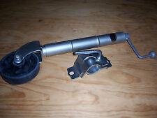 Jockey wheel NEW 6inch with clamp suit caravan or boat trailer 750lbs