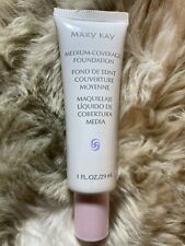 NEW Mary Kay Medium Coverage Foundation Makeup Normal/Oily Shade BRONZE 500 VTG