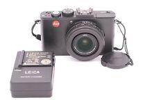 Leica D-Lux 6 10.0MP Appareil Photo Numérique - Noir