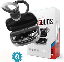 Genius True Wireless Earbuds 5.0 Bluetooth Earbuds w/ Noise-Cancelling LE-702