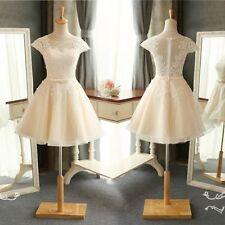 Unbranded Regular Size Short Wedding Dresses