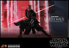 Hot Toys Star Wars: The Phantom Menace DARTH MAUL Action Figure 1/6 Scale DX16