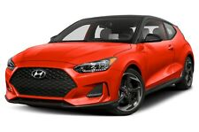 Front Bumper Grille 2019-2020 Veloster Turbo 1.6L With Smart cruise Emblem