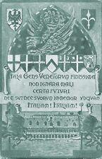 C5630) WW1 CROCE ROSSA VENEZIA, COMITATO SOCCORSO PRO PRIGIONIERI DI GUERRA.