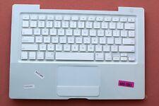 "New Apple MacBook 13.3"" A1181 Palmrest US Keyboard White 613-7116/ 815-9749 (MTA"