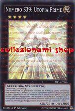 MP16-IT043 NUMERO S39 : UTOPIA PRIME - SUPER RARA - ITALIANO - COLLEZIONAMI SHOP