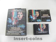 Michael Jackson`s Moonwalker   -  Sega Mega Drive / MD / Pal / 141