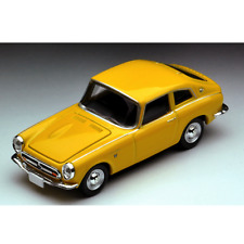 Tomica LV-126e Limited Vintage Honda S800 Coupe Yellow 1/64
