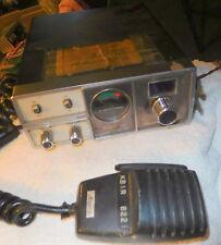 Kraco Vintage 40 Channel Cb Radio Model 5001,with mic