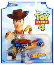 TOY STORY 4 HOT WHEELS 6 CHARACTERS CARS TO CHOOSE