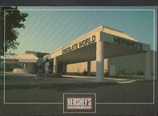 America Postcard - Hersey's Chocolate World Visitors Centre   B2700