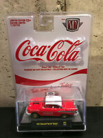 M2 Machines Coca Cola Release A02 1957 Chevy Bel Air Gasser