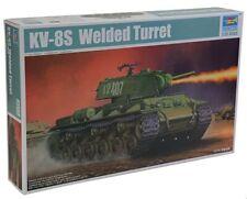 Trumpeter 01568 K-8S welded turret 1/35