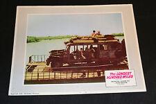 1968 The Longest Hundred Miles Lobby Card #6 Doug McClure (C-5)
