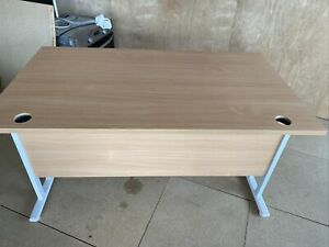 office Desk used,cables Ready,Collection only