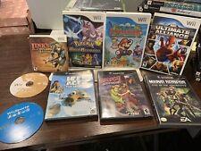 2007 Pokemon Battle Revolution Nintendo Wii Plus More Games GameCube Zelda