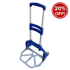 Folding Trolley -Blue