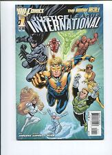 JUSTICE LEAGUE INTERNATIONAL #1,2 - NEW DC 52 - 2011